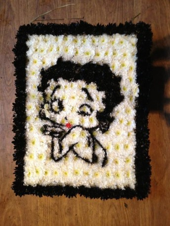 Personal Betty Boop Tribute - Call to Order