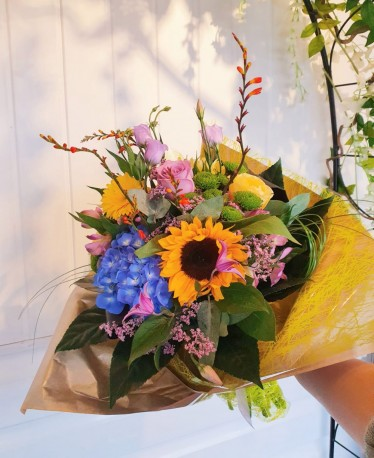 Weekly Flowers by Subscription