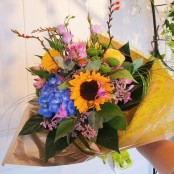 Weekly Flowers by Subscription - A Year of Flowers