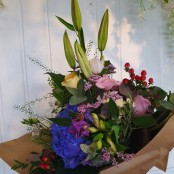 Fortnightly Flowers by Subscription - A Year of Flowers
