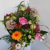 Monthly Flowers by Subscription - A Year of Flowers